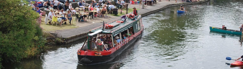 Jubilee Trip boat